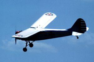 June 1984, at Confederate Air Force Airshow in Denton, Texas.