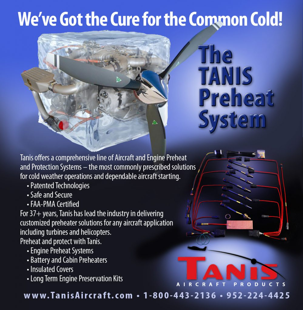 Tanis Preheat System