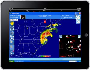 SkyVision Xtreme on iPad