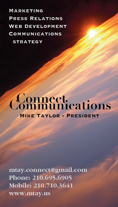 Connect Communications – Mike Taylor